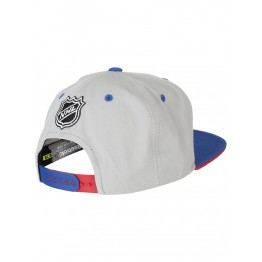 Kšiltovka REEBOK Center Ice Snapback New York Rangers